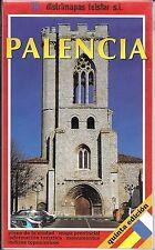 Map of Palencia, Spain by distimaps telstar