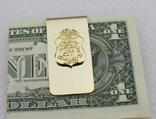 FBI DEPARTMENT OF JUSTICE Money Clip
