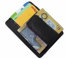 Men's Genuine Leather card slots Money Clip Wallet High Quality by JL 1