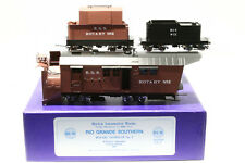 BLW, Rio Grande Southern Rotary Snowplow, Limited Edition 1999, wie neu, OVP