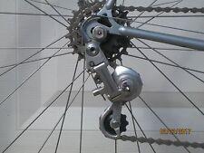 Vintage road bike NORTA lugged steel 600AX aerodynamic 59 60 cm