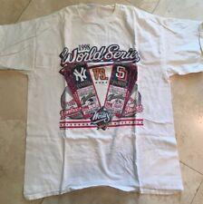 New York Yankees 1998 World Series X Large  T Shirt SD Padrez