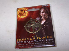 NECA HUNGER GAMES MOCKINGJAY PROP REPLICA PIN NEW IN PACKAGE KATNISS EVERDEEN