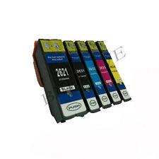 KIT 5 Cartucce per Stampante Epson XP600 XP700  XP-620 XP-625 XP-720 BL