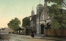 Fire Station - WATFORD - Hertfordshire - Original Unused Postcard (120L)