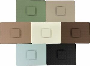 8 Piece Dinner Table Placemats Coaster Set & 4 Placemats & 4 Coasters