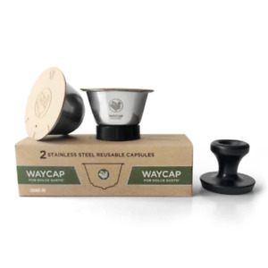 WayCap Reusable Coffee Capsule - For Dolce Gusto