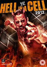WWE Hell In A Cell 2012 DVD DEUTSCH