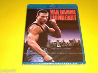 LIONHEART EL LUCHADOR - Van Damme - English/Español - Bluray disc - Precintada