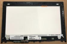 """New listing For Lenovo Edge 2 1580 Fhd Lcd Touch Screen Digitizer & Bezel 15.6"""" 5D10K28140"""