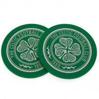 Celtic Fc 2 Pack Mug Coaster Coasters Gift Set
