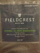 FieldCrest Standard/Queen Supima PillowCase Set