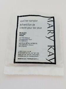 Mary Kay Eyeliner Sampler - MK Black- 6 Pack