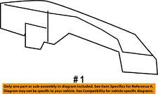 Dodge CHRYSLER OEM 2012 Caliber-Outside Exterior Door Handle Left XU55DX8AG