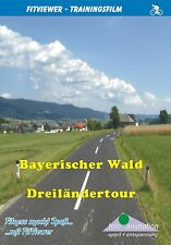 Bavarian Forest 3 Countries Tour - FitViewer Virtual Video Indoor Cycling DVD