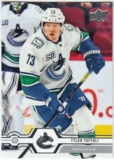 TYLER TOFFOLI 2019-20 Upper Deck SP Authentic Update Series Base #514 Canucks UD