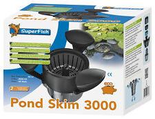 SF Pond Skim 3000 Skimmer Gartenteich für 40 qm