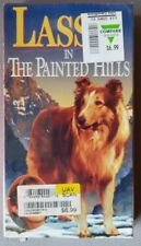 NEW VHS  LASSIE in THE PAINTED HILLS in color Paul Kelly Bruce Cowling Gary Gray