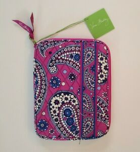 Vera Bradley E Reader Sleeve Boysenberry, New With Tags,  Retired