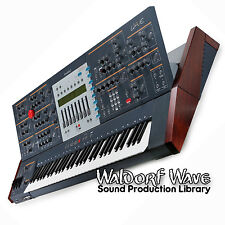 WALDORF WAVE - KING of Dance - Perfect Original WAVe/NKI SAMPLES LIBRARY on CD