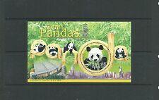 Hong Kong 1999 Giant Panda MS, SGMS955 mnh
