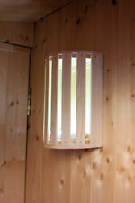 More details for stylish sauna/steam room  lampshade,exclusive to paul's sauna club,made in uk