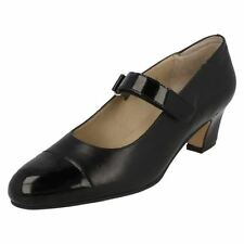 Velcro Patent Leather Shoes for Women