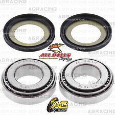 All Balls Steering Headstock Bearing Kit For Harley FXB Sturgis 41mm Forks 1984