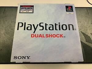 Sony PlayStation 1 - PS1 PSX SCPH-9002 PAL Consola EN CAJA COMPLETA DualShock