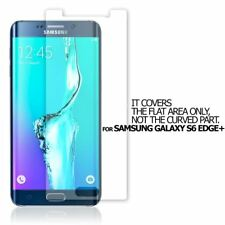 2X QUALITY CLEAR SCREEN PROTECTOR FLAT GUARD FILM FOR SAMSUNG GALAXY S6 EDGE+
