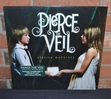 *PIERCE THE VEIL - Selfish Machines, Limited WHITE VINYL New & Sealed! Bends!