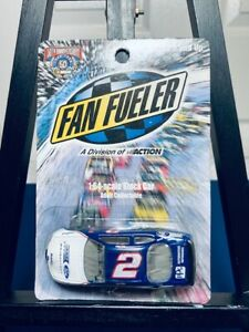 Rusty Wallace #2  NASCAR 50 Anniversary Action Fan Fueler 1:64 Collectible Car
