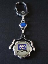 Schlüsselanhänger TOYOTA Automobile Logo Metall oldschool keyholder 90er