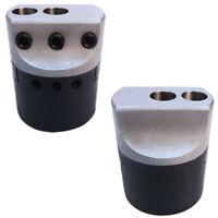 "2"" Inch Boring Head Hole Size 1/2"" Shank Bars Milling Lathe Tool Workholding"