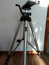 Manfrotto 075 Cavalletto professionale con piastra videocamera