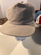 Emporio Armani Tan Hat, Size 60