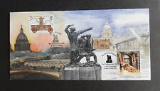GB 2003 St Pauls Memorial FDC Coronation Blitz Bletchley Park Ltd Ed 363 of 1000