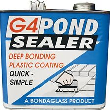 G4 Polyurethane Pond Sealer 2.5KG Clear