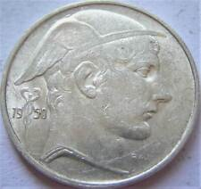 Belgie Zilveren 20 Francs 1950