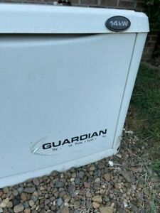 Generac 14 kw standby generator with 100 amp 14 space automatic transfer switch