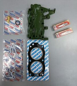 Johnson Evinrude 9.9 15 1981-1983 cylinder head 325255 325253 330818 refubrished