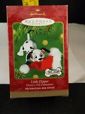 Hallmark Ornament 2000 Litle Dipper Disney'S 101 Dalmations Nib