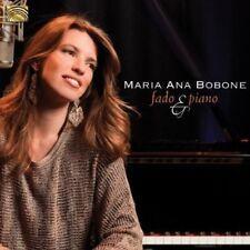 Maria Ana Bobone, Valerio Frederico - Fado & Piano [New CD]