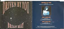 MAXI CD 3T BRIAN MAY (QUEEN) DRIVEN BY YOU DE 1991 TBE