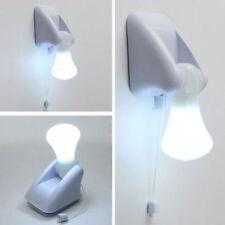 LED Light Bulb Stick Up Cordless Battery Operated Portable Night Handy Lamp USA