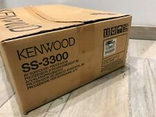 Kenwood SS-3300 Dolby Surround Processor Decoder  NEW