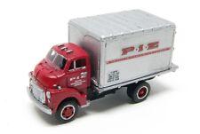 N Scale 50's Era GMC COE Van Truck Kit by Showcase Miniatures (81)