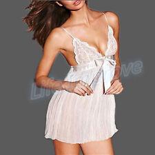Knee Length Polyester Vest Lingerie & Nightwear for Women