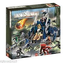 Lego Bionicles Visorak Battle Ram 8757 New 189 pieces Factory Sealed 2005