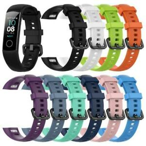 Silicone Wrist Strap Watch Band For Huawei Honor 4 Standard Version Smart Watch